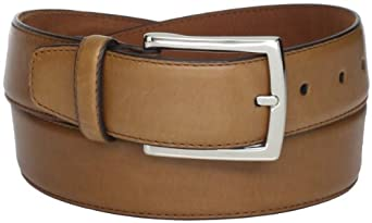 Cole Haan Men's Madison Belt, British Tan, 40