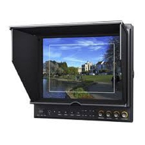 Professional Monitor Lilliput 9.7'' 969 A/O/P Color Lcd Monitor With Hdmi, Ypbpr, Dual Audio Input / Hdmi, Ypbpr, Video Output / Peaking, False Color, Zebra, Brightness Histogram / The Color Monitor Is The Most Suitable Display For Vga, Vcd, Dvd And Gps S