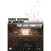 THE IDOLM@STER MUSIC FESTIV@L OF WINTER!! Day Time (DVD2枚組)