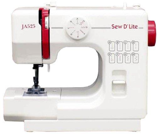 Janome Compact Electric Sewing Machine [Sew D`lite] Ja525