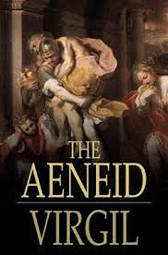 Virgil - Aeneid of Virgil (Illustrated) (English Edition)