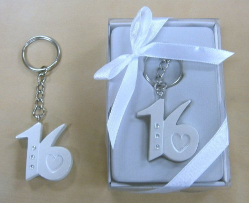 Keychain Baby Shower Favors front-1074036