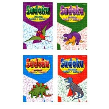 Picture of Fun Bulk Savings 377355 Sudoku Kids Mania Puzzle Book- Case of 100 (B003WFM0U8) (Sudoku Puzzles)