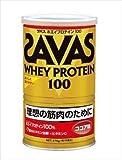 ザバス ホエイプロテイン100 ココア 18食分【378g】×10