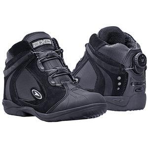 Amazon Com Axo Striker Riding Boots Black Size 4