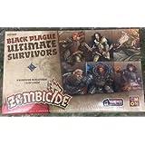 Zombicide: Black Plague Ultimate Survivors (Kickstarter Exclusive)