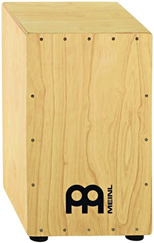 meinl-percussion-hcaj1nt-headliner-series-rubber-wood-string-cajon-medium-size-video