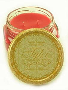 Tyler Candles - Christmas Tradition Scented Candle - 11 Ounce 2 Wick Candle