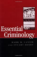 Essential Criminology