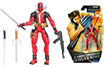 Marvel Pop Deadpool unmasked figurine 10cm Exclu Thème Super