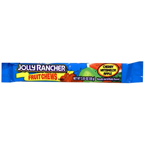 Buy Hershey Jolly Rancher Fruit Chews,  2.05-Ounce Units (Pack of 48) (Hershey's, Health & Personal Care, Products, Food & Snacks, Snacks Cookies & Candy, Candy)