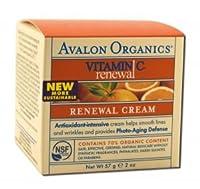 Avalon Organics Vitamin C Real Creme , 2 Ounce Bottle by Avalon Active Organics