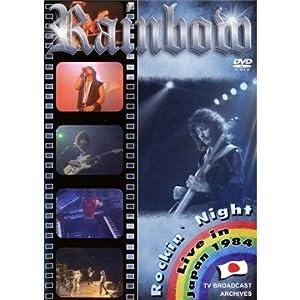 ROCKIN NIGHT:LIVE IN JAPAN 1984