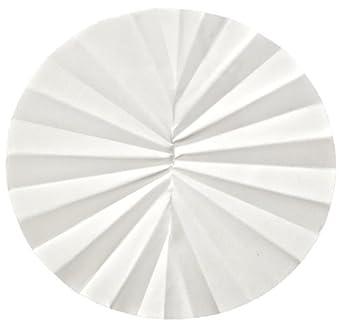 Whatman Filter Paper, Grade 2V Folded (Pack of 100)