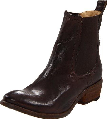 Frye Women'S Carson Chelsea Ankle Boot,Dark Brown,7 M Us