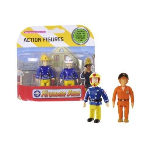 Giochi Preziosi NCR18232 Personaggi Sam Il Pompiere