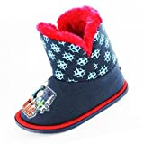 Thomas the Tank Engine Steaming Childrens Bootie Slippers
