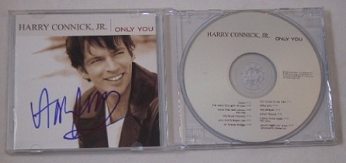 Harry Connick Jr. Only You Signed Autographed Jazz Music Cd Compact Disc Loa