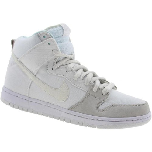 Nike Mens Dunk High Sb Summit White 10 Us Men