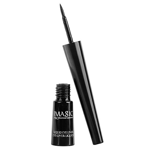 Ayliss® IMAGIC Waterproof Impermeable Eyeliner Pencil Tracé Ultra Fin Pointe Crayon Yeux Liner Khol Noir
