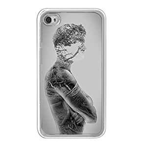 APPLE I PHONE 4S BACK COVER CASE BY instyler