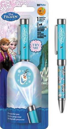 Disney Frozen Olaf Snowman Projector Pen