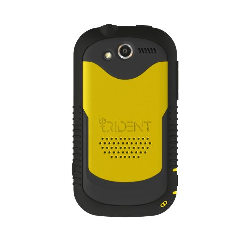 Trident Case Cyclops Case For Htc Mytouch 4G - 1 Pack - Case - Retail Packaging - Yellow