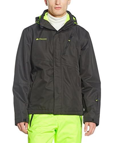 Alpine Pro Chaqueta Esquí ALEK Negro