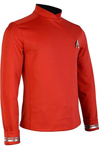 Star Trek Beyond Engineer Uniform Shirt