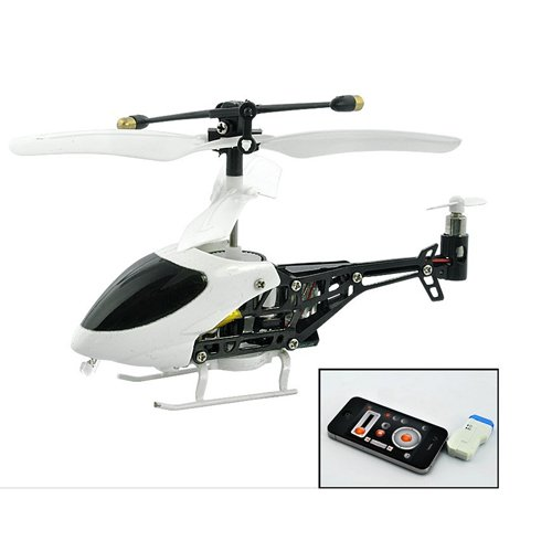 Ihelicopter Mini - Iphone/ipad/ipod Touch Controlled Rc Helicopter