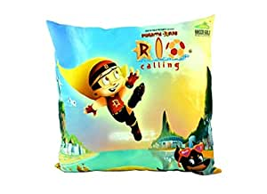 Chhota Bheem Mighty Raju Rio calling Cushion
