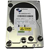 "White Label 2 Terabyte (2TB) 16MB Cache 7200RPM SATA2 3.5"" Internal Desktop Hard Drive (For PC, Mac, CCTV DVR, NAS) - w/ 1 Year Warranty"