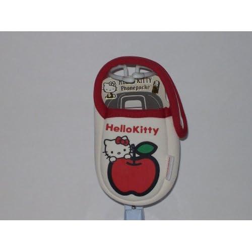 Hello Kitty iPhone Blackberry Cell Phone Case Holder