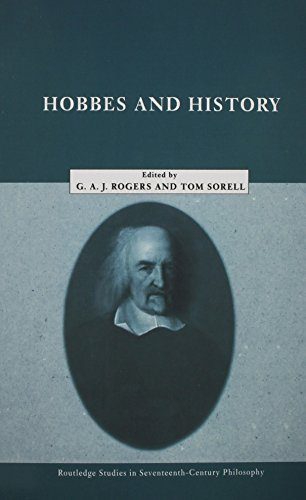 Hobbes and History (Routledge Studies in Seventeenth-Century Philosophy)