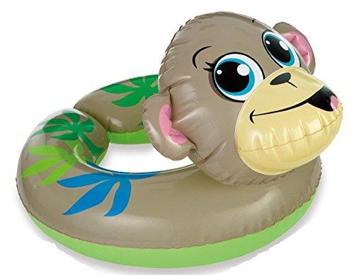 "Big Animal Monkey Pool Ring 26"" X 22"""