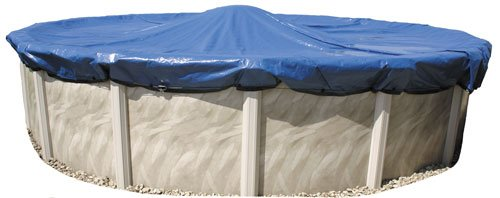 Discount 10 Year 15 Ft Round Pool Winter Covers Black