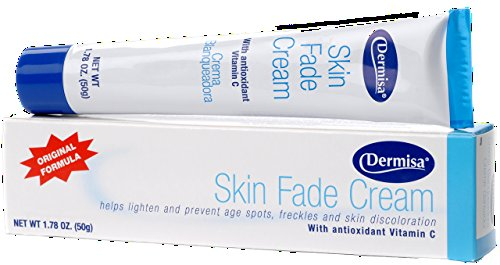 Dermisa Skin Fade (3-pack) with a Free Gift (Dermisa Skin Fade Cream compare prices)