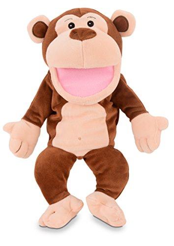 Fiesta - Marioneta de ano con diseño de mono