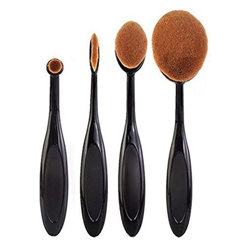 klaren-professional-soft-oval-toothbrush-makeup-brush-sets-4pcs