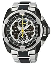 Seiko SNAE21P1 Velatura Chronograph Mens Watch