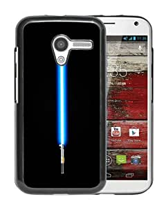 Amazon.com: Motorola Moto X Lightsaber Star Wars Black Screen Phone