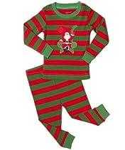 Santa 2 Piece Pajama 12-18 Months