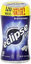 Eclipse Sugar Free Gum, Winterfrost,…
