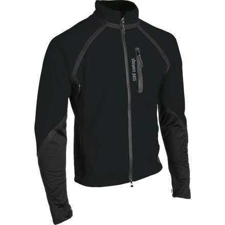 Buy Low Price Showers Pass Softshell Trainer Jacket – Men's (B005QKTVCC)