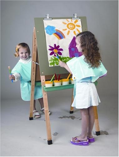 Buy 3-Way Easel: Paint, Chalk, Write & Wipe