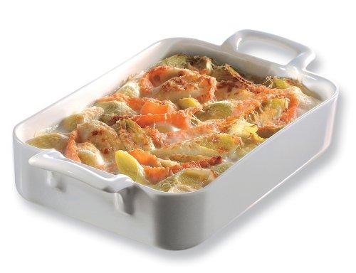 Revol Belle Cuisine BC0234-1 3.8 Quart Rectangular Roasting Dish