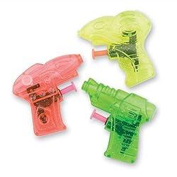 Glitter Water Squirters 48 Per Pack