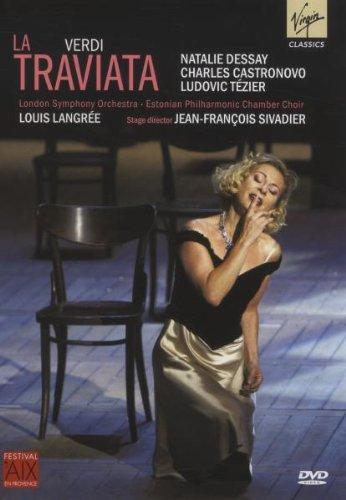 Verdi: La Traviata (Aix-en-Provence, 2011) [DVD] [2012]