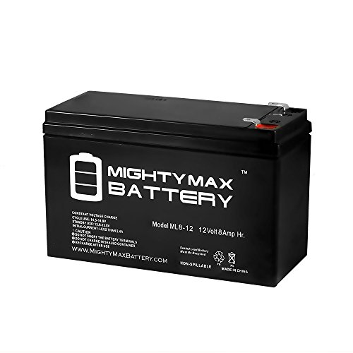 12V-8Ah-SLA-Battery-for-Razor-MX350-MX400-Electric-Dirt-Bike-Mighty-Max-Battery-brand-product