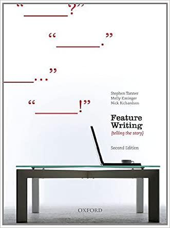 Feature Writing, Second Edition